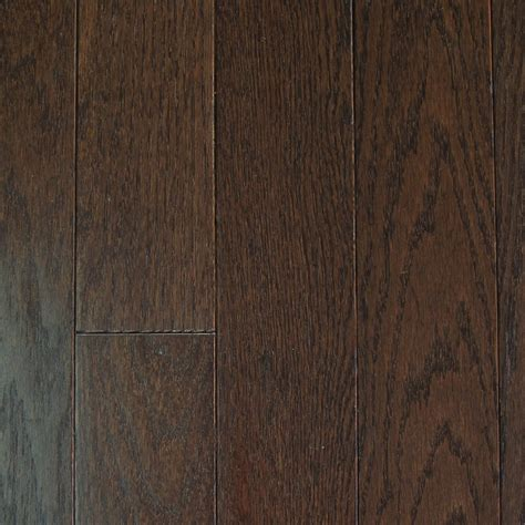 mullican oak pointe dark chocolate hardwood flooring 3 quot x