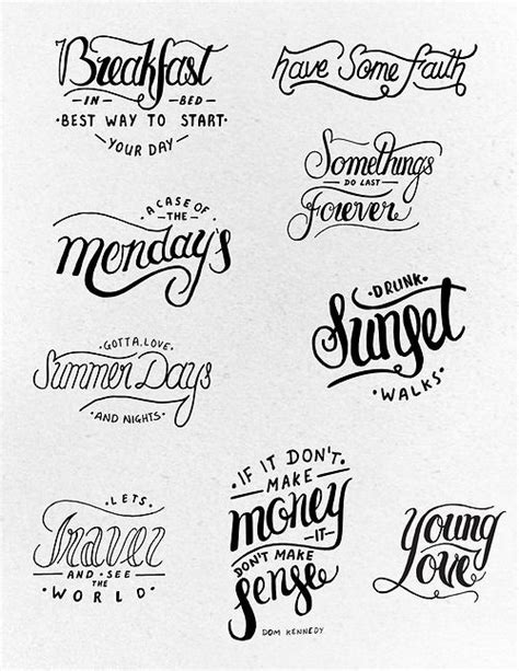 web design font name 724 best images about typography hand lettering