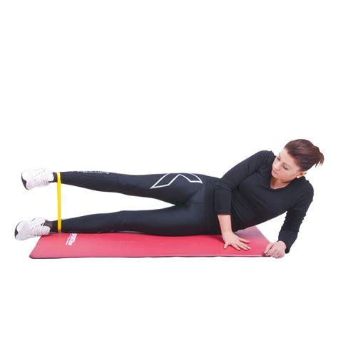 Alat Fitness Elastic Band Fitness elasti芻na traka insportline hangy 27 5 cm light fitness