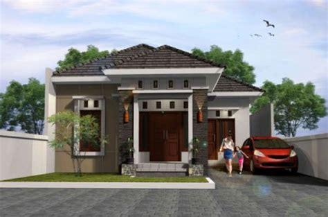 design eksterior rumah 1 lantai 60 gambar tak depan rumah minimalis 1 lantai sebuah