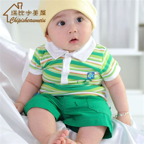 1 year baby clothes baby clothes baby boy summer set infant summer newborn 0 1
