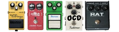 best overdrive pedal baroni lab the new era of vintage lification