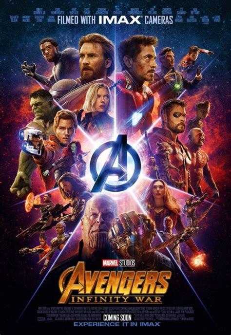 quand sort le film god of war avengers infinity war le plus beau poster du film