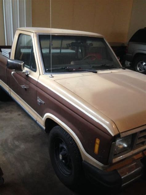 buy car manuals 1984 ford ranger spare parts catalogs 1984 ford ranger factory diesel for sale photos technical specifications description