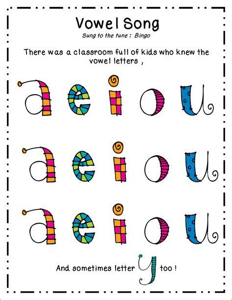 Vowel Sounds Worksheets For Kindergarten by Inspired By Kindergarten Vowels Freebie