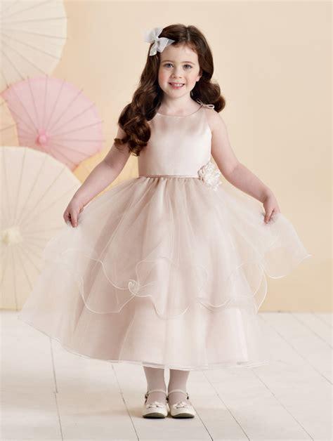Joan Pink Dress mon cheri flower dresses weddings romantique