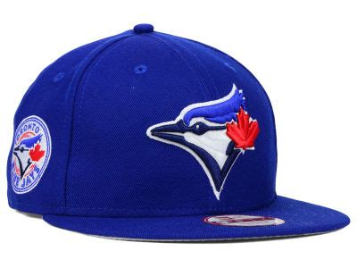 Topi New Era Original Mlb Toronto Blue Jays Fitted Size 714 toronto blue jays new era mlb 2 tone link 9fifty snapback cap lids