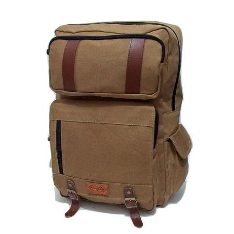 Tas Ransel Backpack Teeva 70004 tas ransel backpack gunner khaki mall indonesia