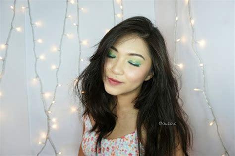 Maskara Alis Sariayu makeup tutorial untuk tilan summer 2016 yang lebih fresh kawaii japan