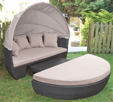outdoor furniture day bed outdoor rattan day bed garden teak