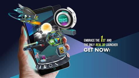 next 3d launcher apk next launcher 3d shell android apps on play