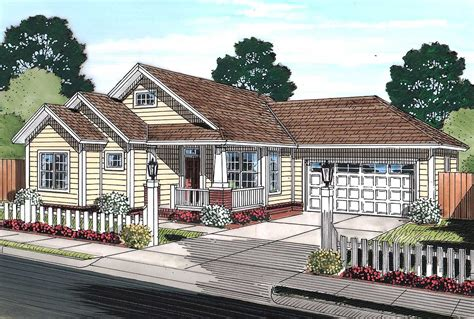 cozy cottage house plans cozy cottage 52230wm architectural designs house plans