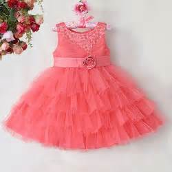 5 different types of party dresses for baby girls kids