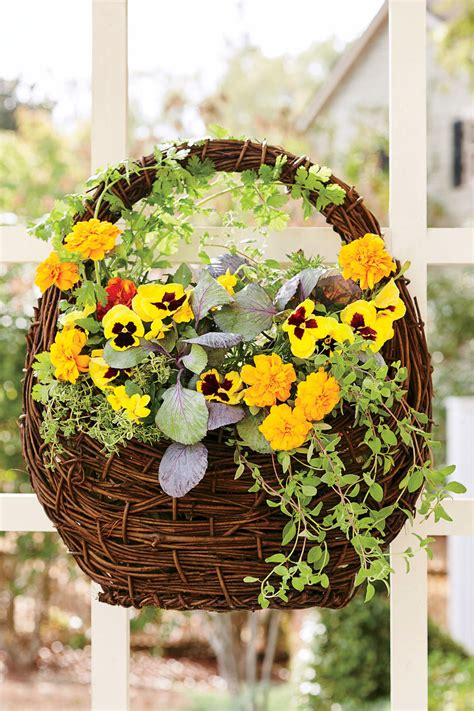 Fall Container Garden Ideas Fall Container Gardening Ideas Southern Living