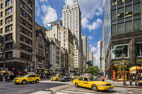 an overview of shopping on new york s famous 5th avenue