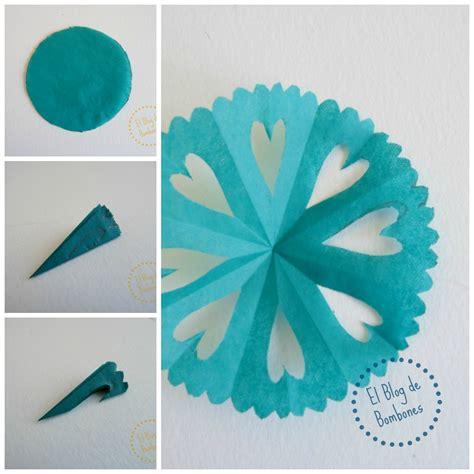 flores en papel seda paso a paso junio 2014 el blog de bombones