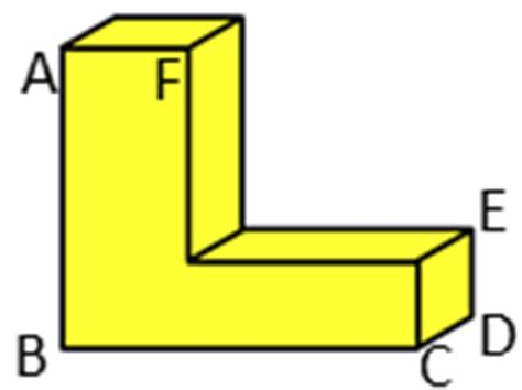 cross section of a triangular prism surface area