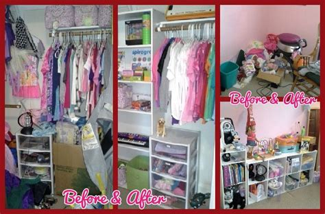 room organization before after pics