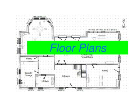 ppt floor plans powerpoint presentation id 5557318