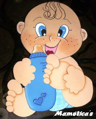 como hacer bebes de foami para baby shower manualidades para baby mamutica s