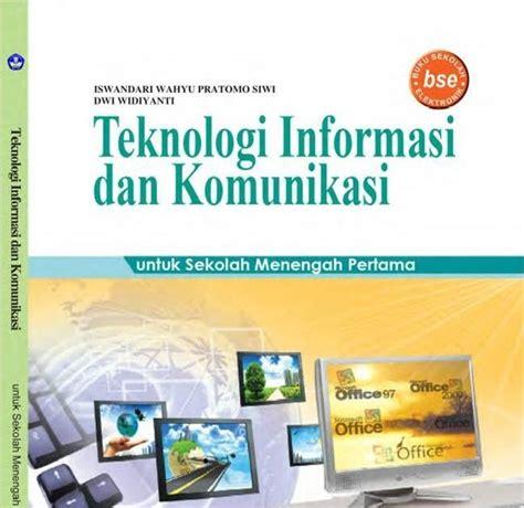 Teknologi Informasi Dan Komunikasi Untuk Smp Kelas 7 knowledge teknologi informasi dan komunikasi untuk kelas viii smp