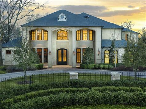 who designs homes mansion home plan european mansion