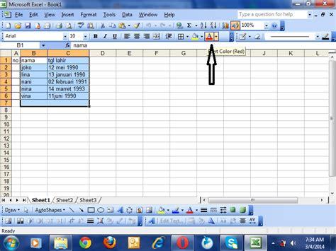 membuat warna border tabel html cerita obrolan serius tapi santai cara membuat tabel