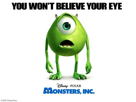 monsters pixar wallpaper 67291 fanpop