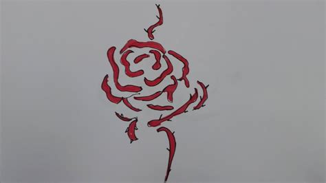how to draw a traditional rose tattoo how to draw a traditional drawing