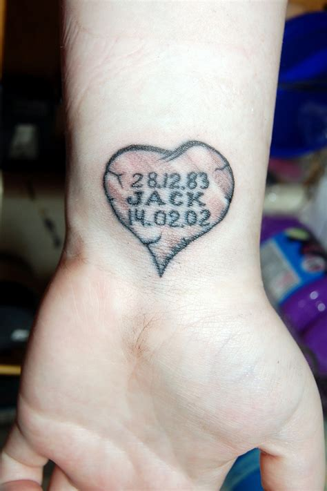heart tattoo on wrist meaning tattoos on wrist designs ideas and meaning