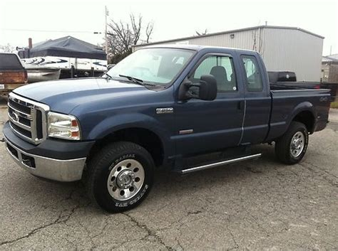 how petrol cars work 2007 ford e250 engine control buy used 2007 ford f 250 xl extended cab 4x4 diesel in louisville kentucky united states