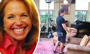 katie couric new york apartment katie couric takes viewers inside her vast new york