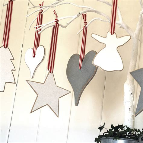 handmade wooden christmas decorations by lumme