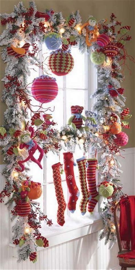 Fenster Dekorieren Weihnachten by Dom Swiateczne Dekoracje Na Okna Duzo Inspiracji