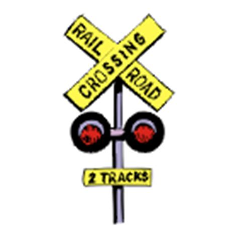 Binggo Dress Hitam railroad crossing signs