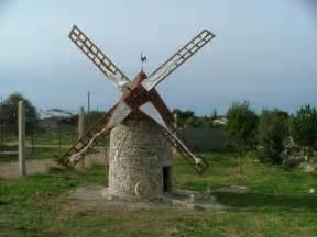maquette de moulin a vent