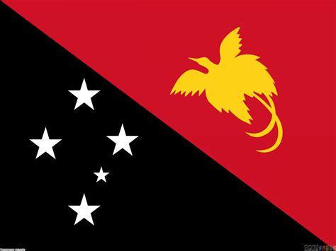 papua new guinea papua new guinea flag wallpaper 20176 open walls