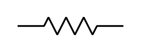 resistor symbol and meaning symbol of a resistor clipart best