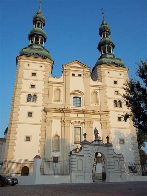 cathedral basilica   assumption   blessed virgin mary lowicz wikipedia