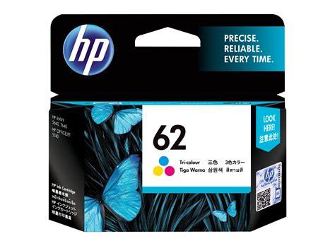 Hp Original 62 Cartridge Color hp 62 tri color original ink cartridge hp store malaysia