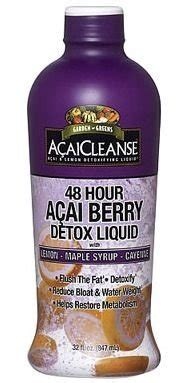 Detox System In Hour At Gnc by Gnc Nutrition Garden Greens Acaicleanse 48 Hour Acai