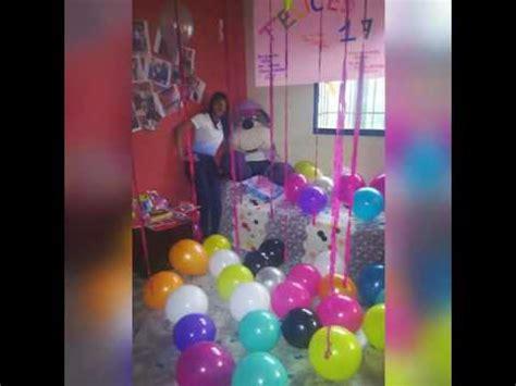 imagenes de cumpleaños sorpresa regalo sorpresa de cumplea 209 os 17 youtube
