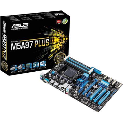 asus m5a97 plus motherboard m5a97 plus b h photo