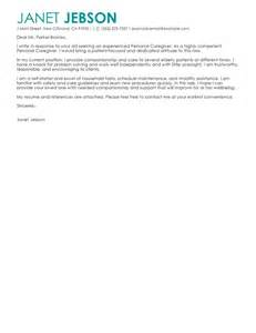 Foot Care Cover Letter by Personal Care Cover Letter Sle My Cover Letter