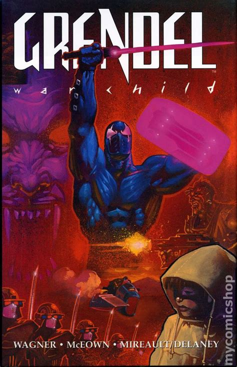 Grendel War Child grendel war child hc 1994 limited edition