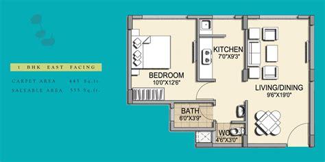 1 bhk floor plan 1 bhk ground floor plan layout palm exotica floor plan