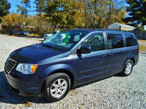 Chrysler Town And Country Used For Sale by Used Chrysler Town And Country For Sale Carsforsale