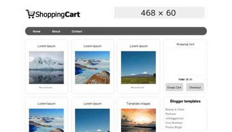 blogger templates for online store top 10 ecommerce shopping blogger templates free download