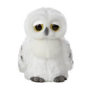 Owl Stuffed Animal by Flurry The Dreamy Eyes Snowy Owl Stuffed Animal By Aurora