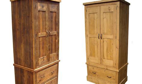 Reclaimed Wood Wardrobe by Rustic Reclaimed Wood Wardrobe Custom Made